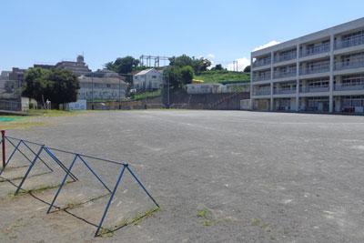 校庭の写真2