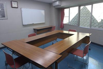 ミーティングルームの写真1