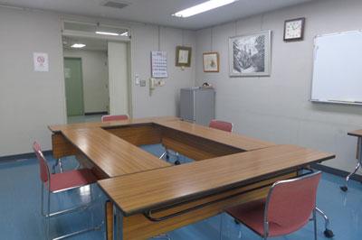 ミーティングルームの写真2